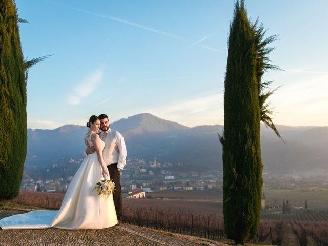 Il matrimonio di Simone e Elisa a Trescore Balneario, Bergamo 45