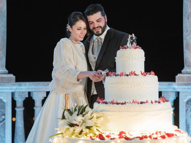 Il matrimonio di Simone e Elisa a Trescore Balneario, Bergamo 47