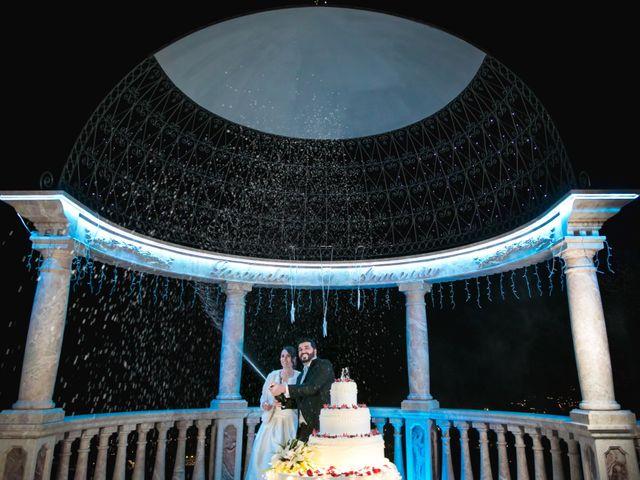 Il matrimonio di Simone e Elisa a Trescore Balneario, Bergamo 48