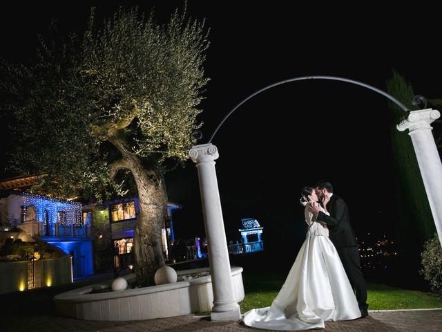 Il matrimonio di Simone e Elisa a Trescore Balneario, Bergamo 50