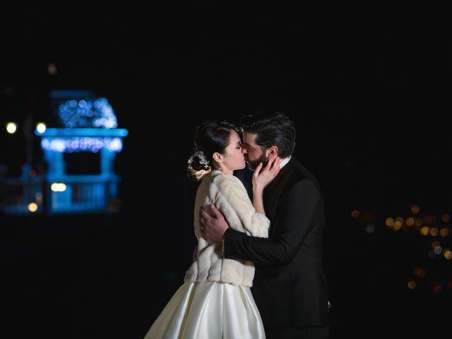 Il matrimonio di Simone e Elisa a Trescore Balneario, Bergamo 51