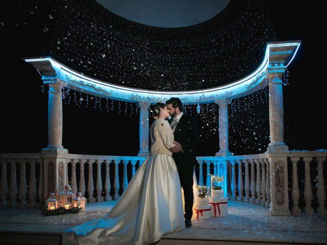 Il matrimonio di Simone e Elisa a Trescore Balneario, Bergamo 52