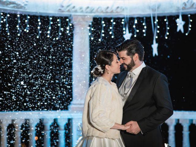 Il matrimonio di Simone e Elisa a Trescore Balneario, Bergamo 53