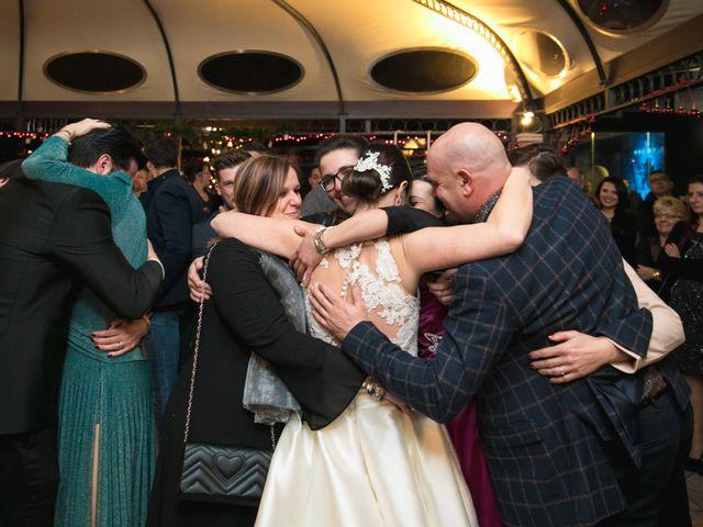 Il matrimonio di Simone e Elisa a Trescore Balneario, Bergamo 54