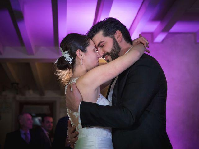 Il matrimonio di Simone e Elisa a Trescore Balneario, Bergamo 56