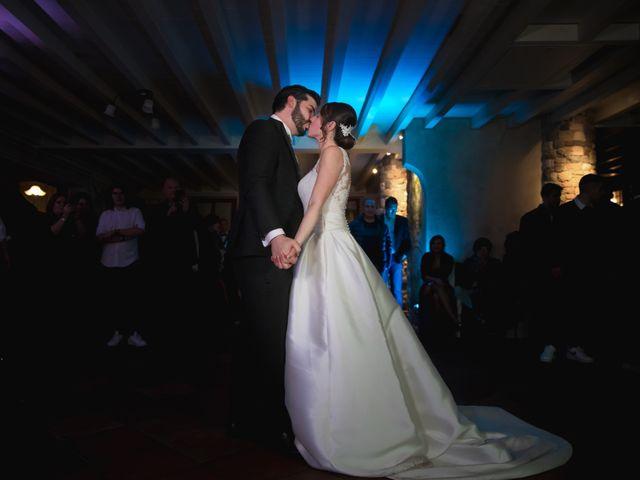 Il matrimonio di Simone e Elisa a Trescore Balneario, Bergamo 57