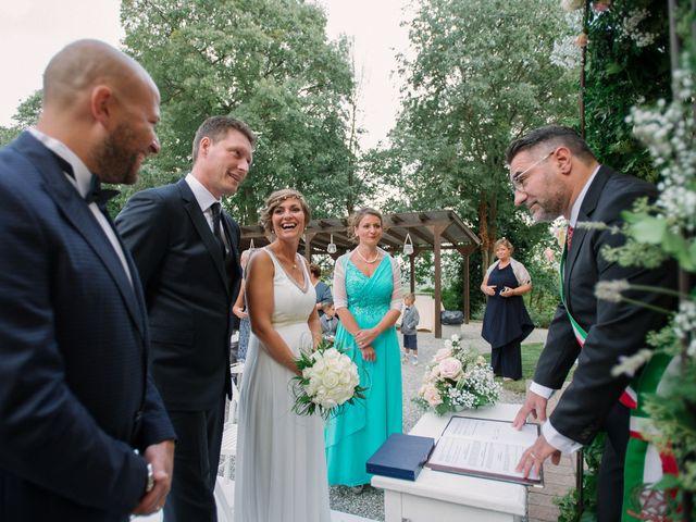 Il matrimonio di Paolo e Eleonora a Casale Monferrato, Alessandria 34
