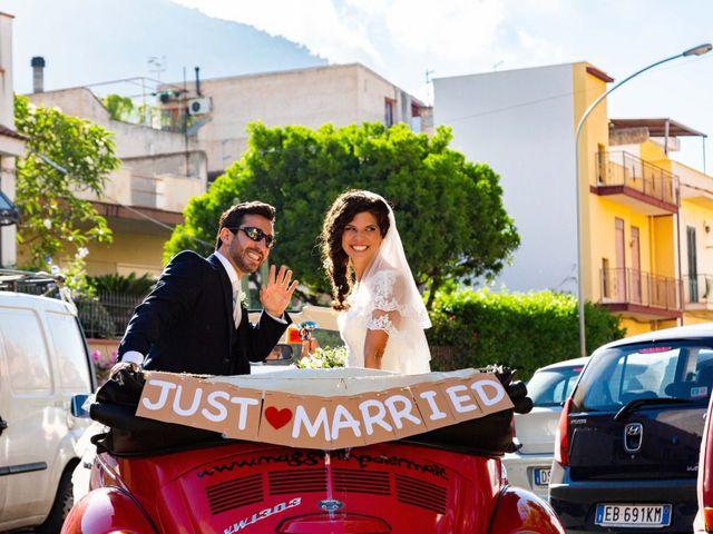 Il matrimonio di Massimo e Giuliana a Palermo, Palermo 4