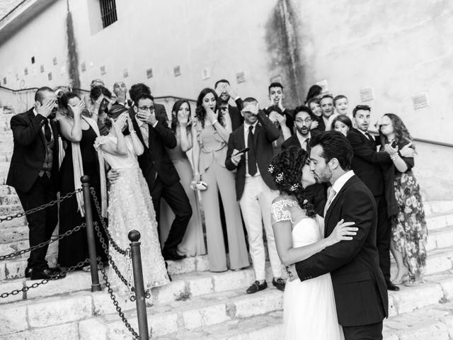Il matrimonio di Massimo e Giuliana a Palermo, Palermo 11