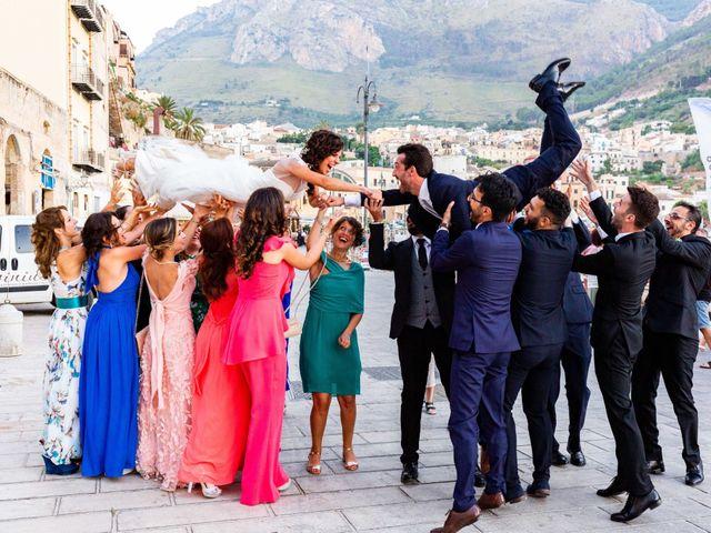 Il matrimonio di Massimo e Giuliana a Palermo, Palermo 12