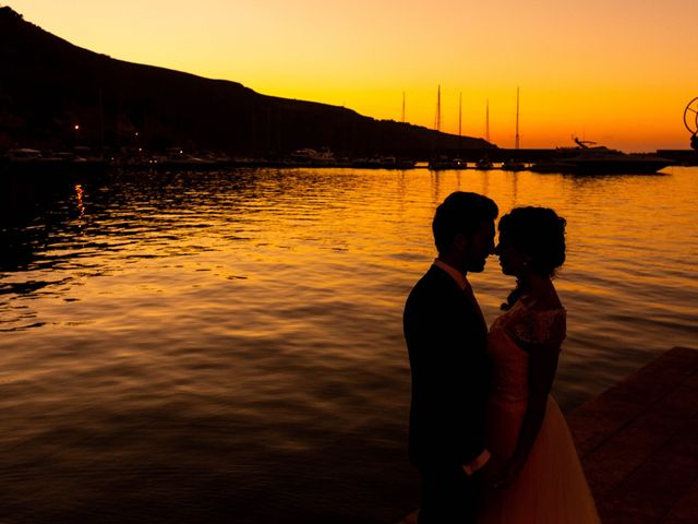 Le nozze di Giuliana e Massimo
