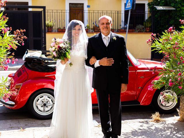 Il matrimonio di Massimo e Giuliana a Palermo, Palermo 33