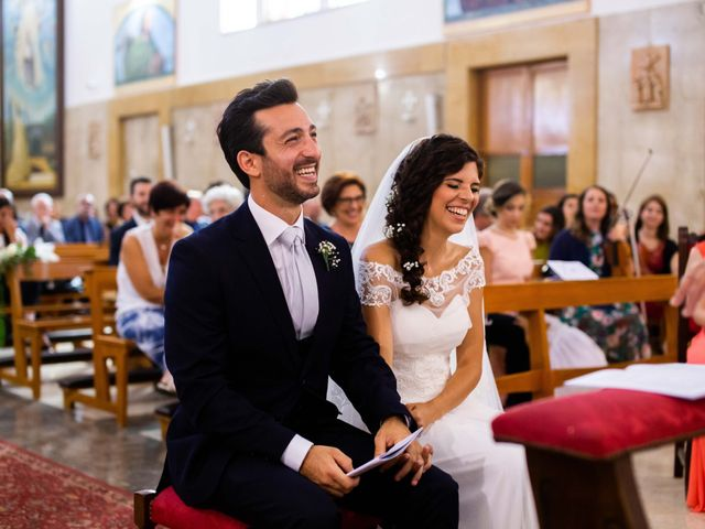 Il matrimonio di Massimo e Giuliana a Palermo, Palermo 34