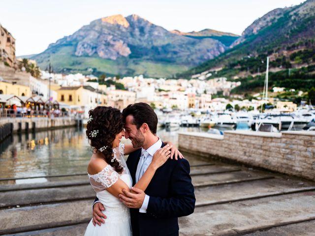 Il matrimonio di Massimo e Giuliana a Palermo, Palermo 38