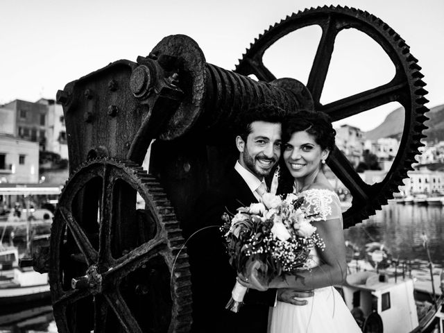 Il matrimonio di Massimo e Giuliana a Palermo, Palermo 39
