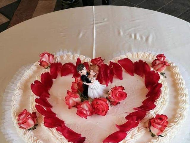 Il matrimonio di Denise  e Andrea  a Fauglia, Pisa 5