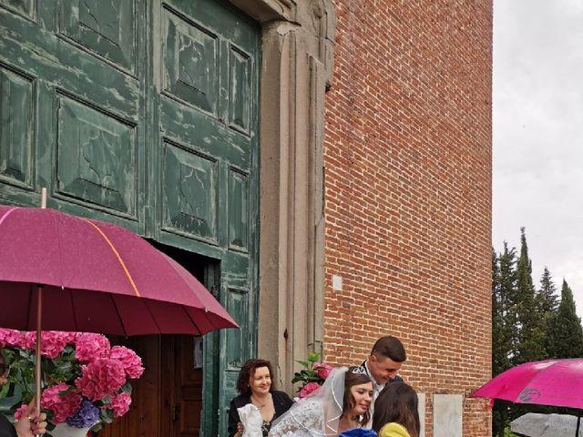 Il matrimonio di Denise  e Andrea  a Fauglia, Pisa 18