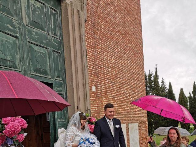 Il matrimonio di Denise  e Andrea  a Fauglia, Pisa 19