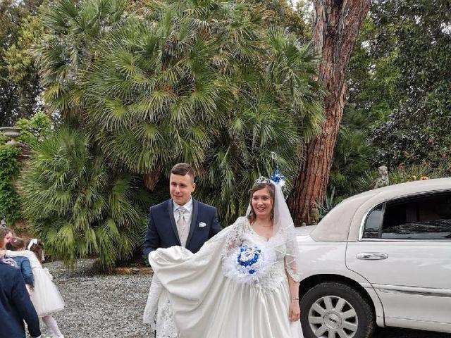 Il matrimonio di Denise  e Andrea  a Fauglia, Pisa 20