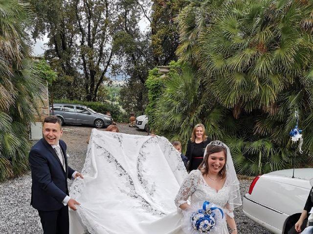 Il matrimonio di Denise  e Andrea  a Fauglia, Pisa 22