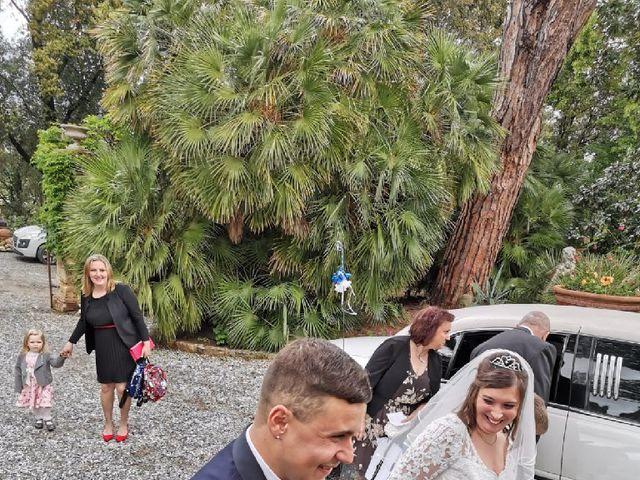 Il matrimonio di Denise  e Andrea  a Fauglia, Pisa 24