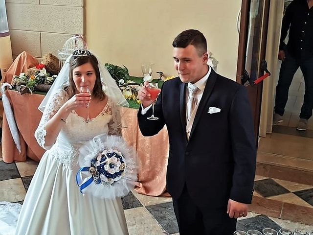 Il matrimonio di Denise  e Andrea  a Fauglia, Pisa 27