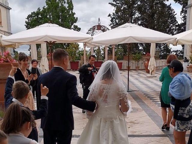 Il matrimonio di Denise  e Andrea  a Fauglia, Pisa 30