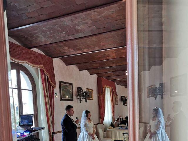 Il matrimonio di Denise  e Andrea  a Fauglia, Pisa 32