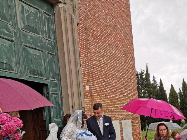 Il matrimonio di Denise  e Andrea  a Fauglia, Pisa 37