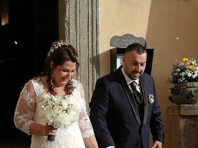 Il matrimonio di Enzo e Federica a Formello, Roma 2