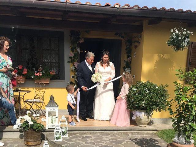 Il matrimonio di Enzo e Federica a Formello, Roma 5