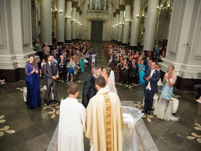 Il matrimonio di Saverio e Corinne a Ragusa, Ragusa 17