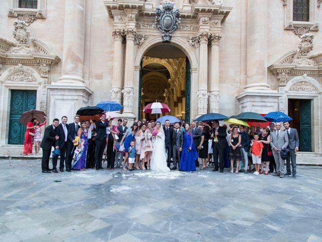 Il matrimonio di Saverio e Corinne a Ragusa, Ragusa 20