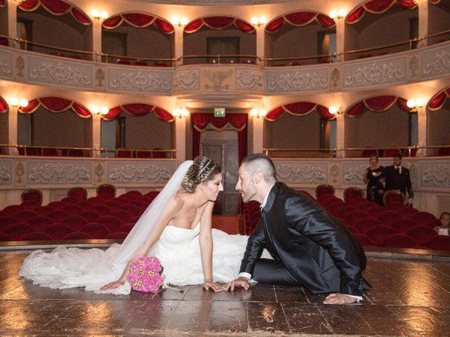 Il matrimonio di Saverio e Corinne a Ragusa, Ragusa 21