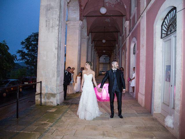 Il matrimonio di Saverio e Corinne a Ragusa, Ragusa 28