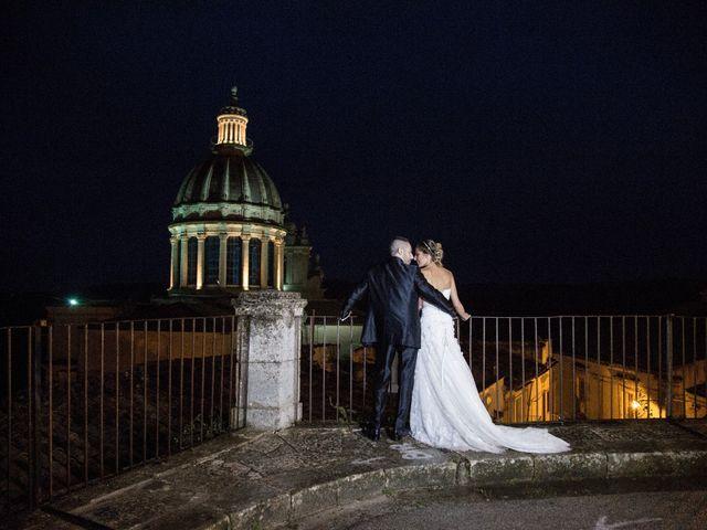 Il matrimonio di Saverio e Corinne a Ragusa, Ragusa 32
