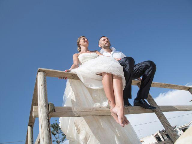 Il matrimonio di Saverio e Corinne a Ragusa, Ragusa 40