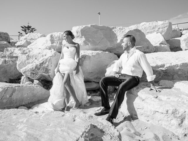 Il matrimonio di Saverio e Corinne a Ragusa, Ragusa 46