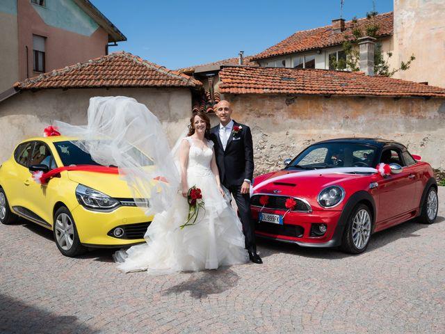 Il matrimonio di Massimiliano e Alessia a Castelletto Stura, Cuneo 5
