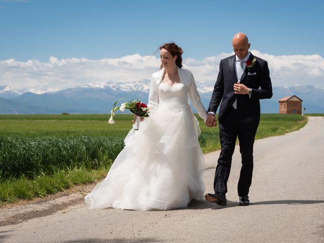 Il matrimonio di Massimiliano e Alessia a Castelletto Stura, Cuneo 6