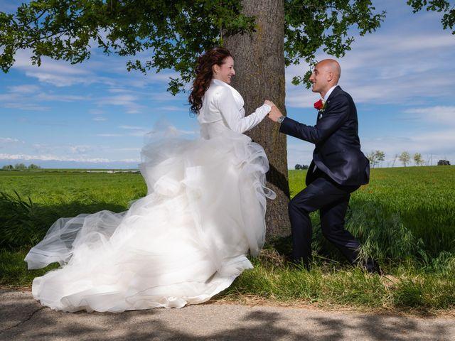 Il matrimonio di Massimiliano e Alessia a Castelletto Stura, Cuneo 7