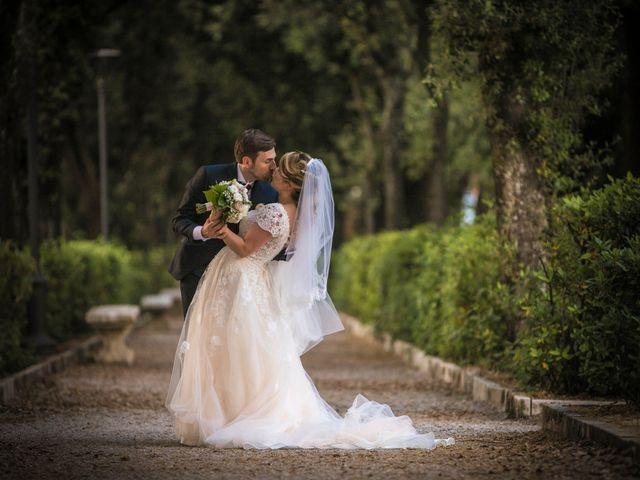 Le nozze di Veronica e Leonardo