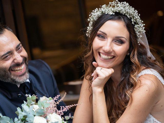 Le nozze di Michelle e Andrea