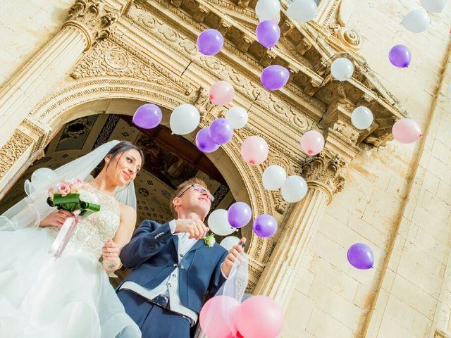 Il matrimonio di Salvatore e Federica a Comiso, Ragusa 20
