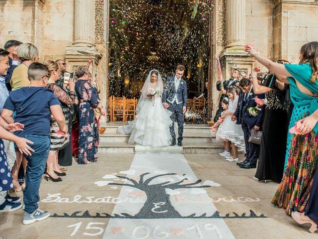 Il matrimonio di Salvatore e Federica a Comiso, Ragusa 21