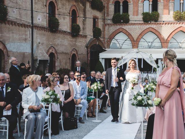 Il matrimonio di Alessandro e Anne a Bergamo, Bergamo 23