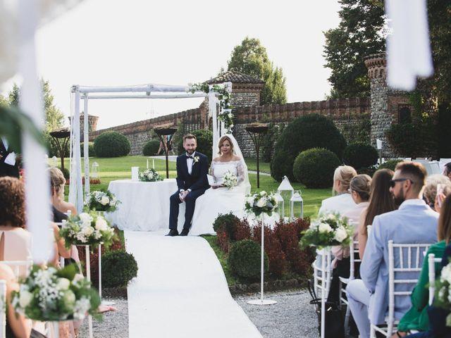 Il matrimonio di Alessandro e Anne a Bergamo, Bergamo 24