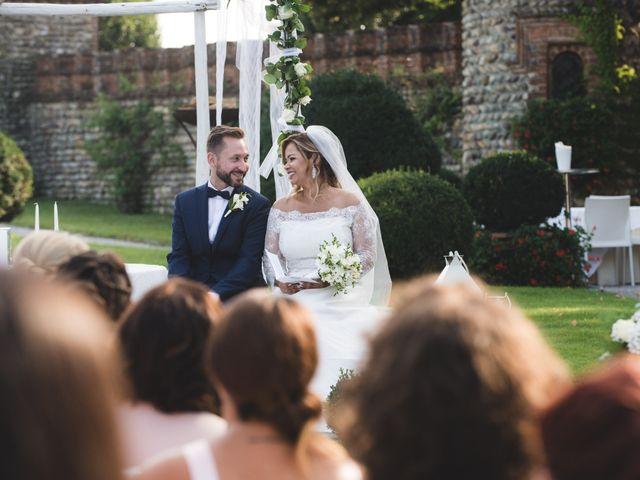 Il matrimonio di Alessandro e Anne a Bergamo, Bergamo 25