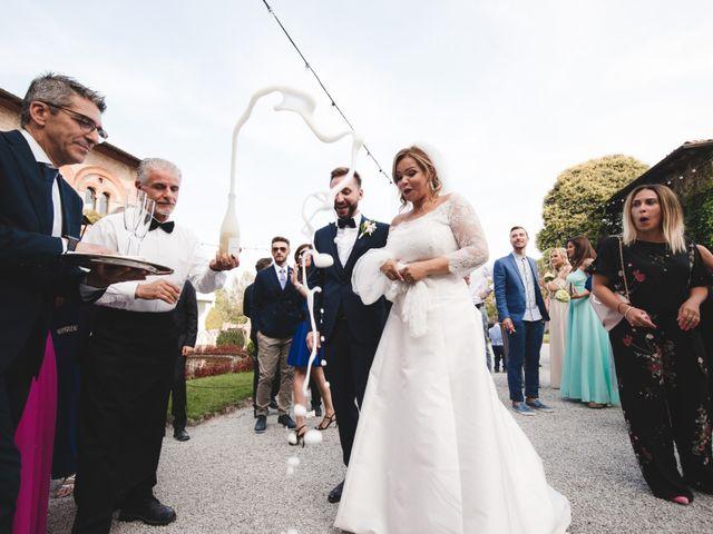 Il matrimonio di Alessandro e Anne a Bergamo, Bergamo 38