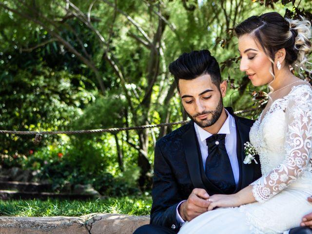 Il matrimonio di Angelo e Mariarita a Adrano, Catania 12